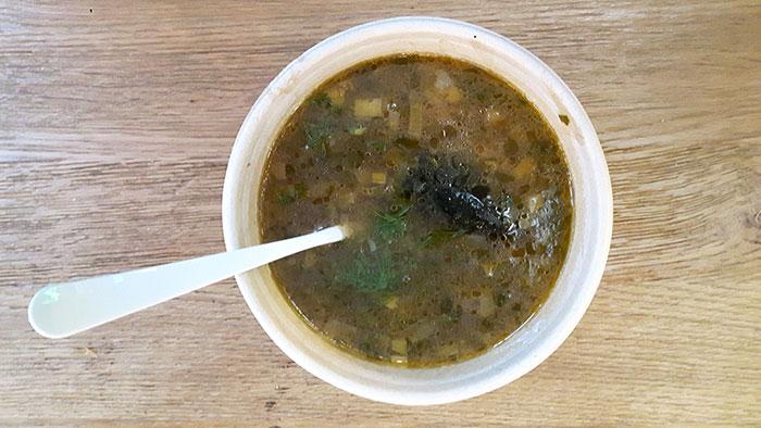 Zupa rybna w Siewcy Smaku