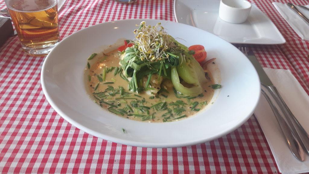 Zupa rybna w Restro